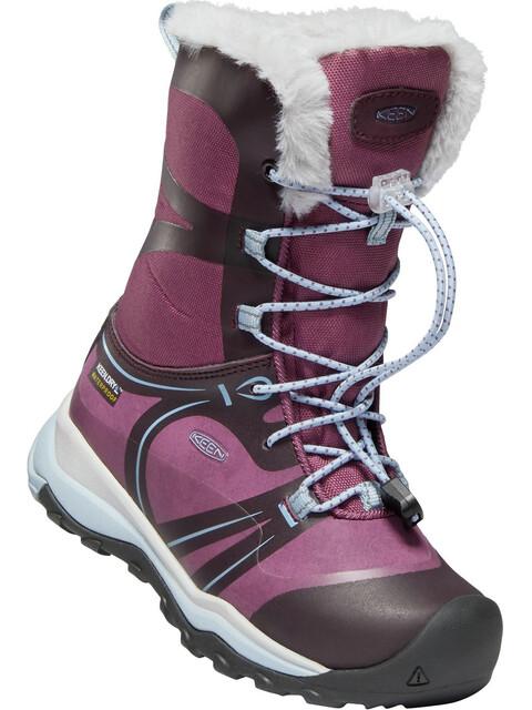Keen Terradora Winter WP Lapset kengät , vaaleanpunainen